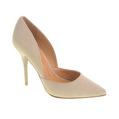 Chinese Laundry Stilo Suede D'Orsay Pump $79.95