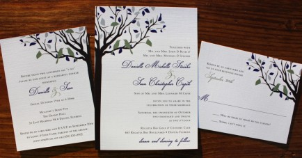 Eggplant-Purple-Sage-Green-and-Gray-Love-Birds-in-a-Fall-Tree-Wedding-Invitations-1024x537